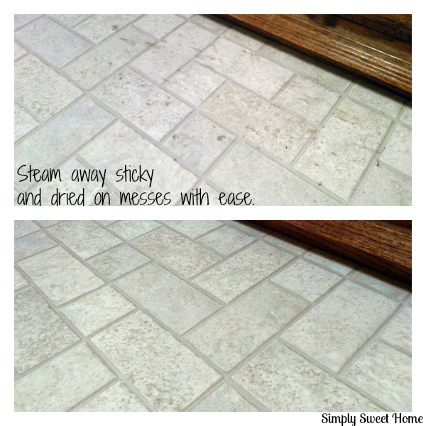 Steam Clean Floors