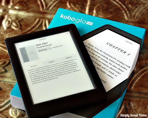 Kobo Glo HD Reader