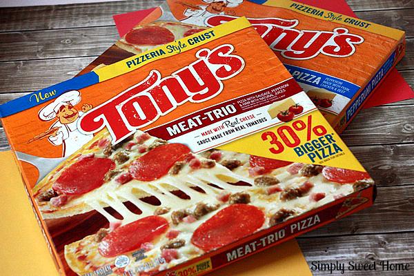 Tonys Pizzeria Style Pizza