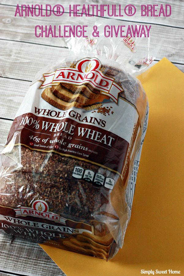 Arnold Healthfull Bread Giveaway