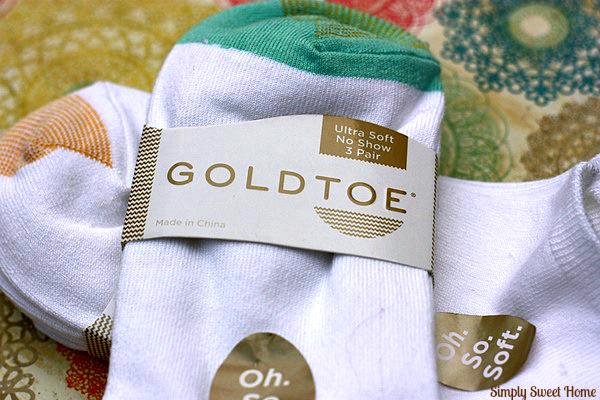 Gold Toe 1