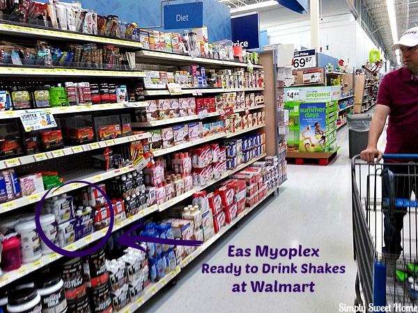 EAS at Walmart