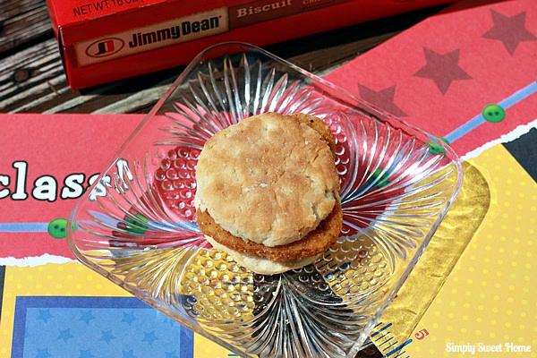 Jimmy Dean Chicken Biscuit