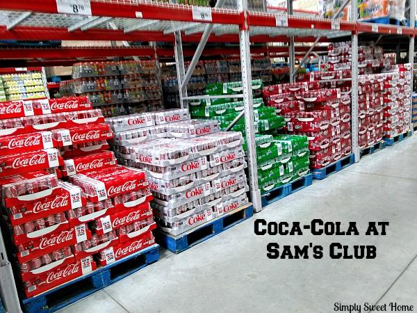 Coca-Cola at Sams Club