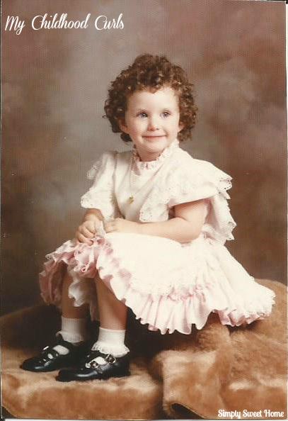 My Childhood Curls