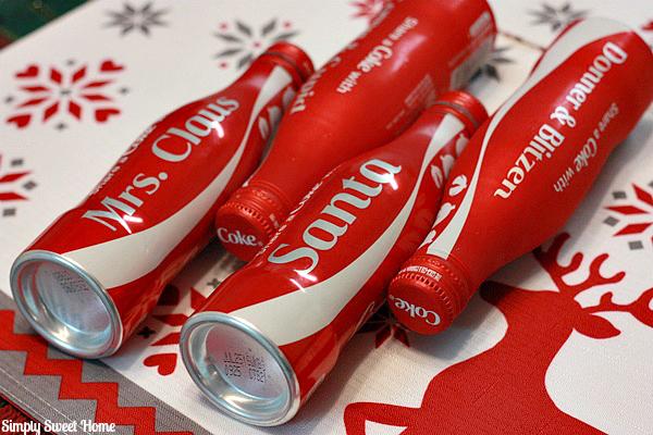 Christmas Cokes