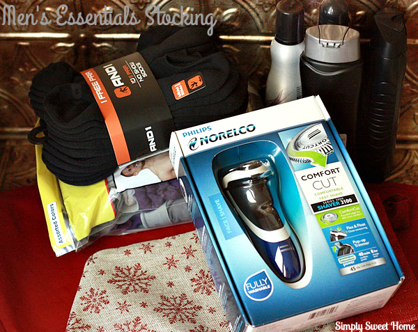 Mens Essentials Stocking