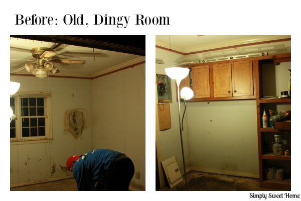 Old Dingy Room