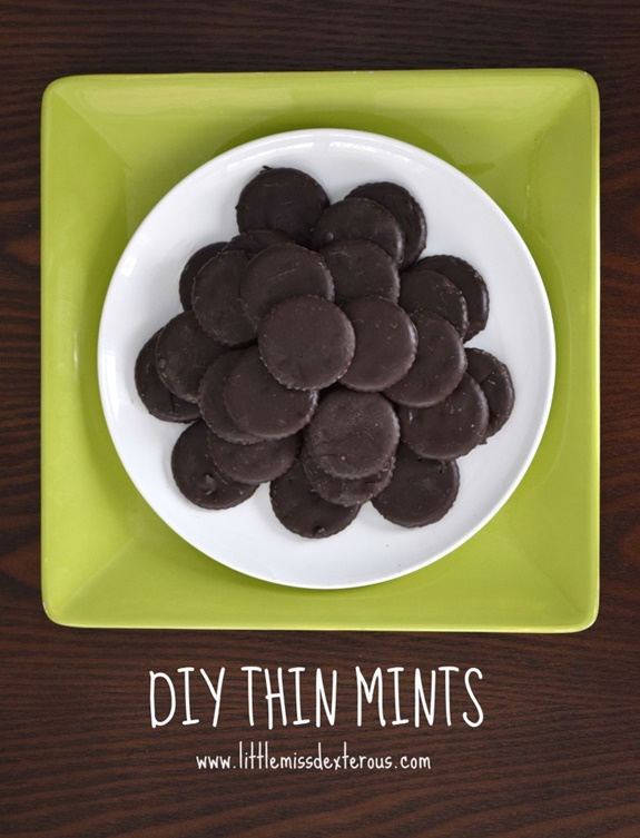 DIY Thin Mints