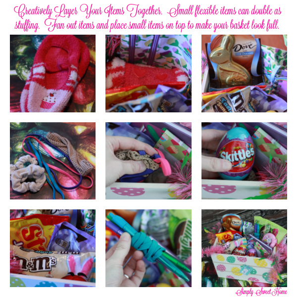Easter Basket Tutorial 2