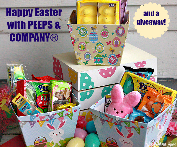 Happy Easter with Peeps & Company