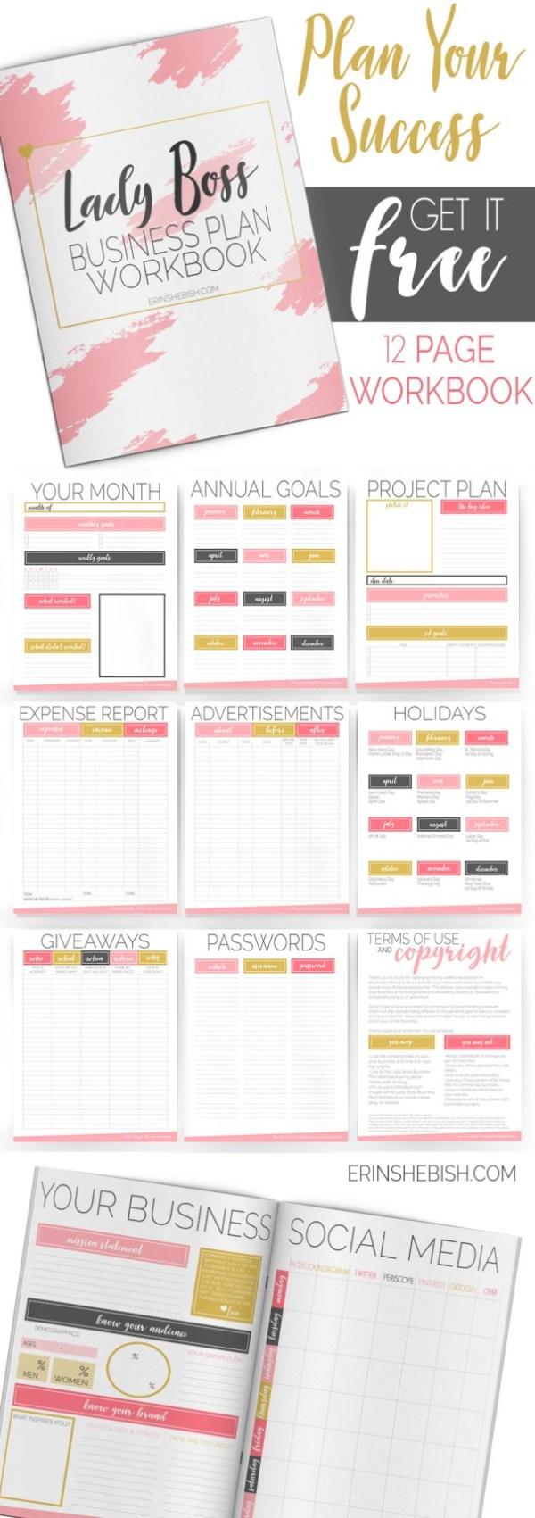 blog planner 2