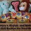Natures Recipe and Making a Gift Basket for Your Dog