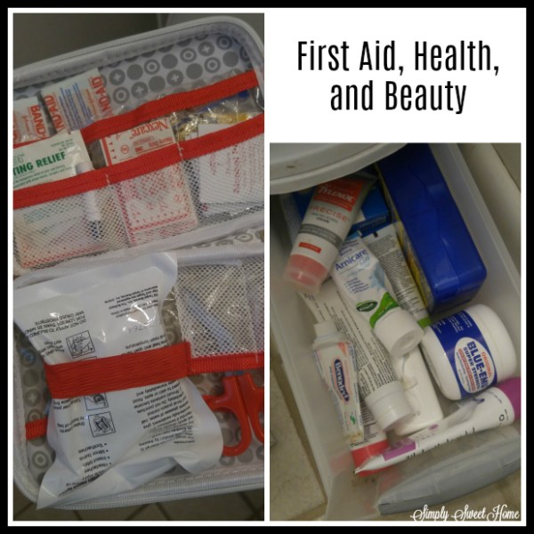 First Aid Health and Beauty