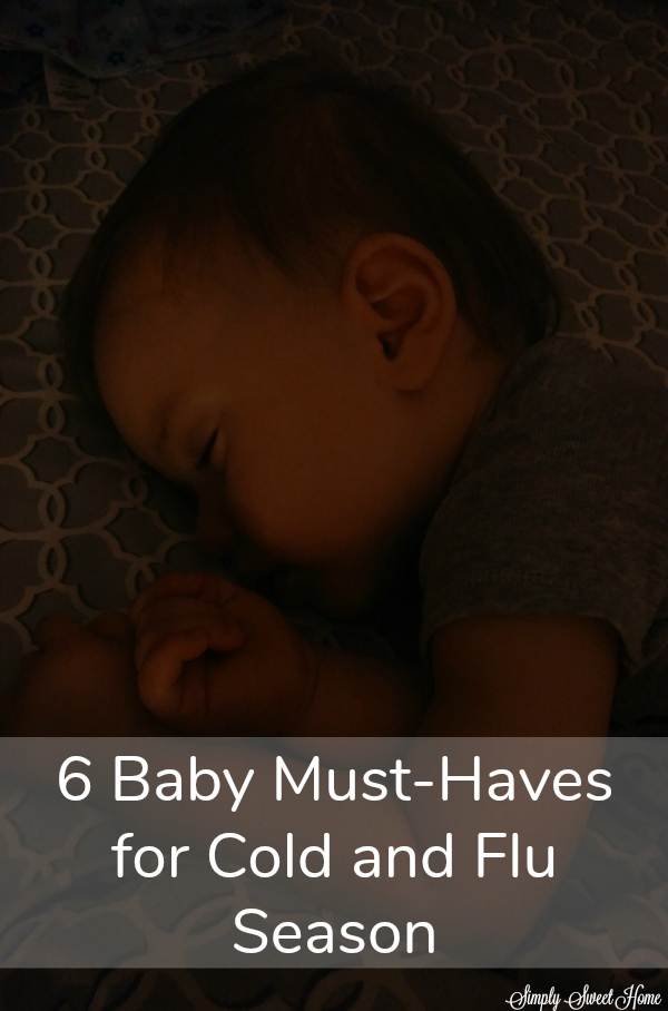 6 Baby Must-Haves for Cold and Flu Season