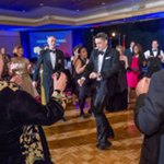 Provided dancing for armed forces guests