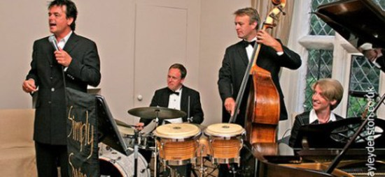 Live Swing Music Band London