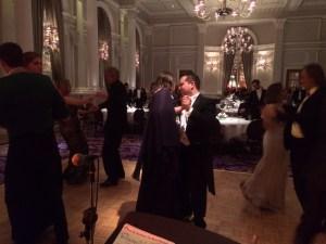 Corinthia Hotel Dancing