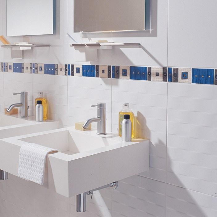 meridian-blanco bathroom sink