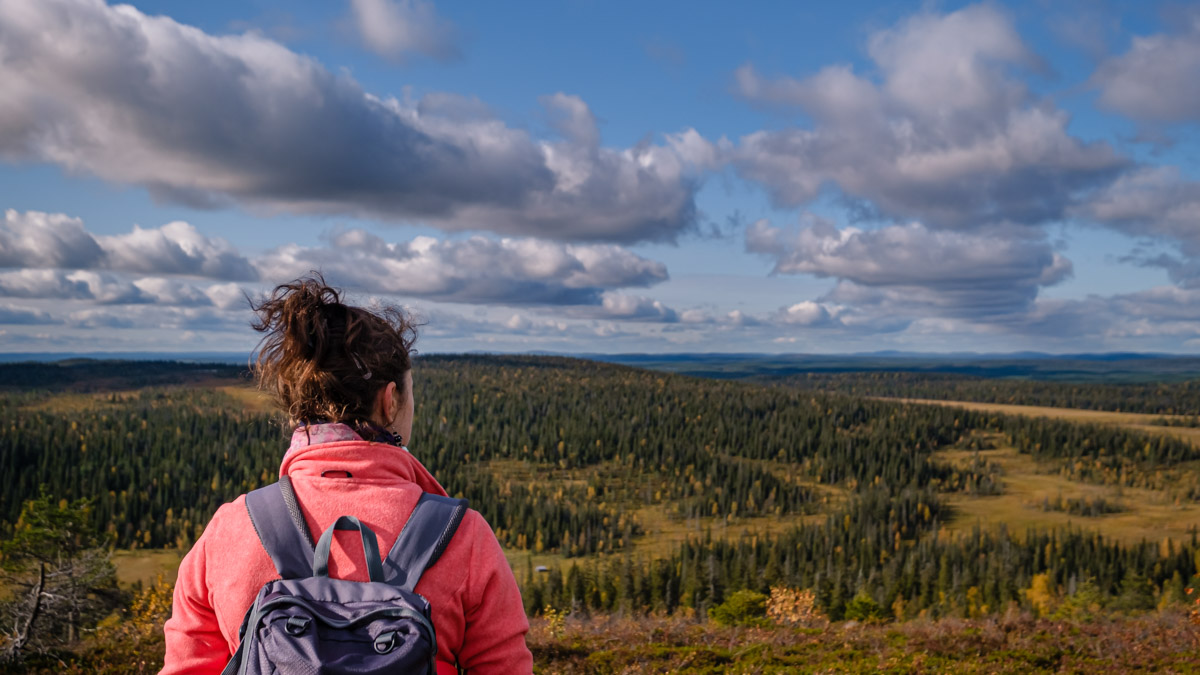 Riisitunturi, Laponie, Finlande