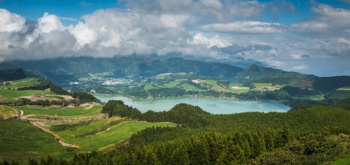 Lagoa das Furnas, Sao Miguel, Açores
