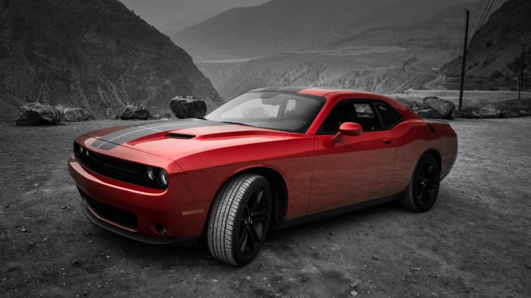 Dodge Challenger, Colombie Britannique, Canada