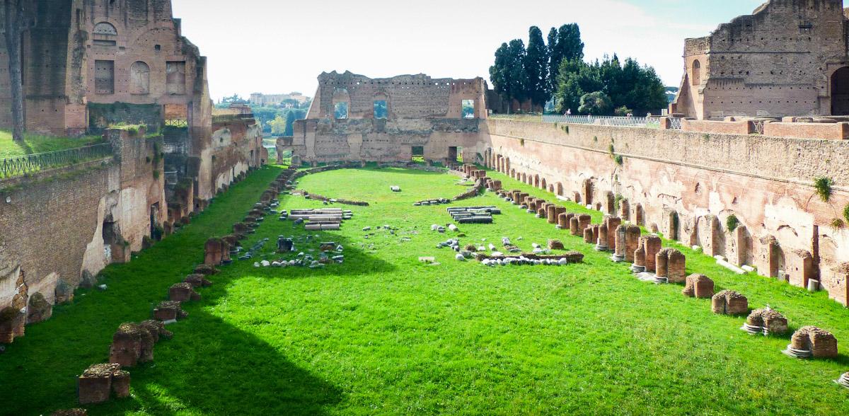 Palatin, Rome, Italie