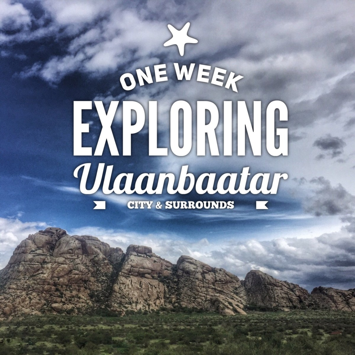 One Week Exploring Ulaanbaatar city & surrounds