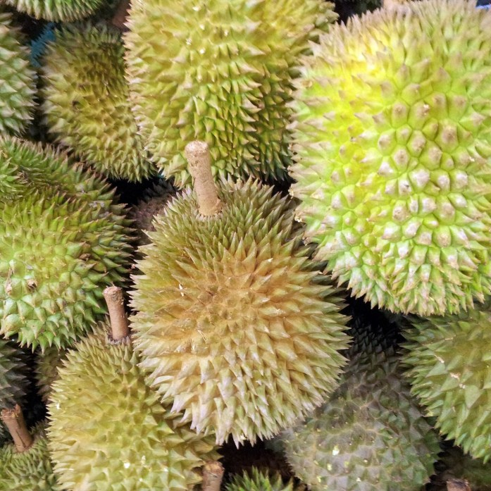 Durian if you dare! - Malaysian Dishes