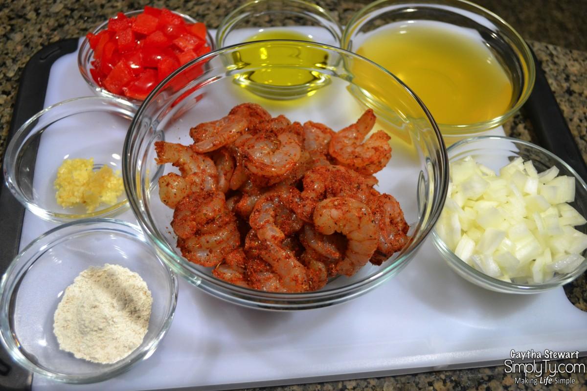 Healthier Shrimp Grits4