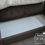 Fix a Sinking Sofa