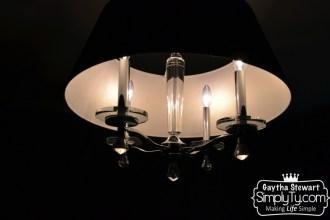 Painted Lamp Shades35