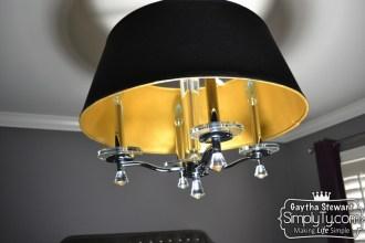 Painted Lamp Shades9