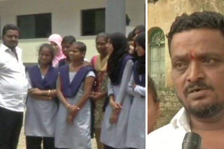 This Clerk Pays School Fees Of 45 Students In Memory Of His Daughter
