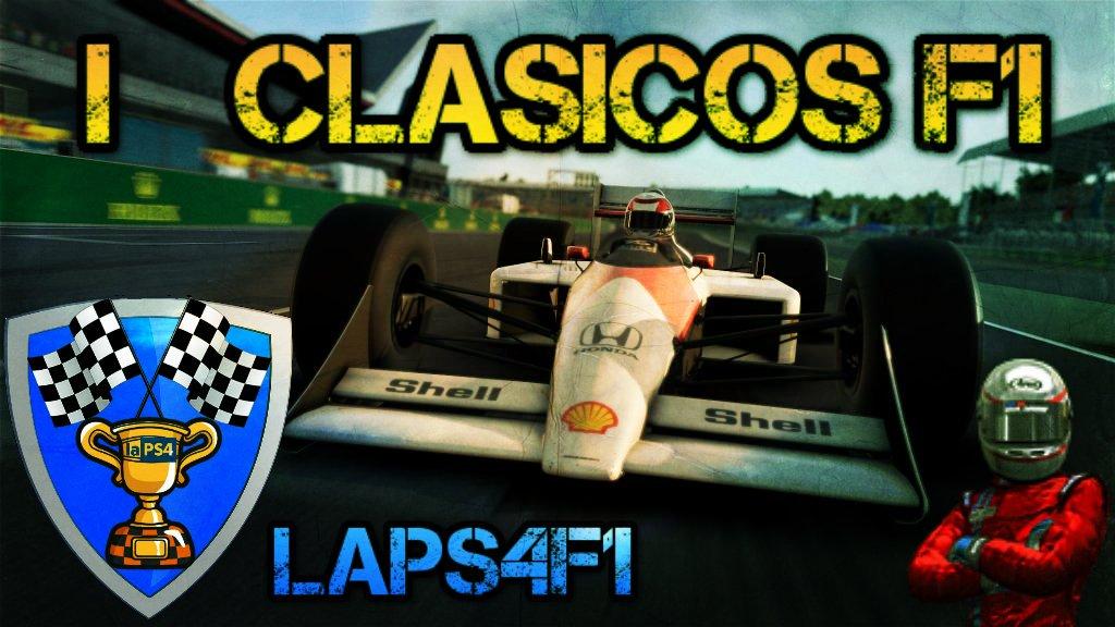 Primer campeonato de Clásicos LAPS4F1