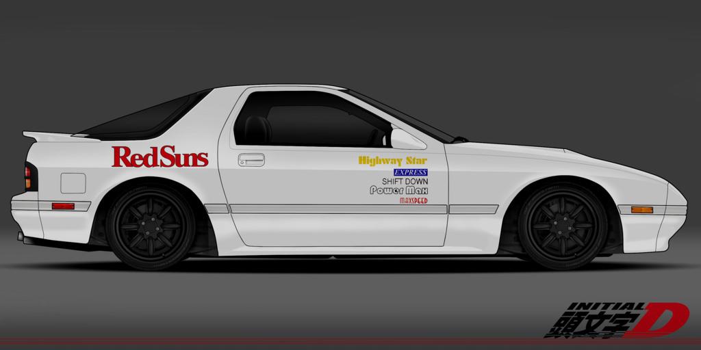 Tsukuba Mazda RX 7 fc LGTS VRG 3