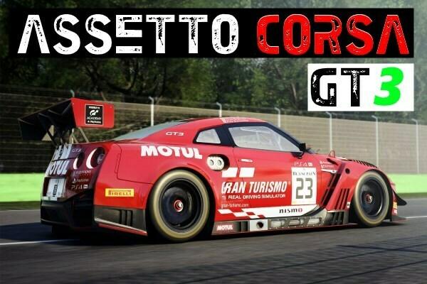 campeonato assetto corsa ps4 gt3