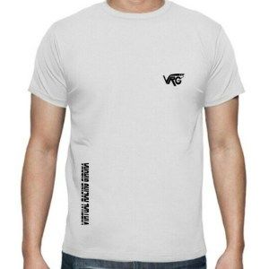 camiseta simracing vrg line