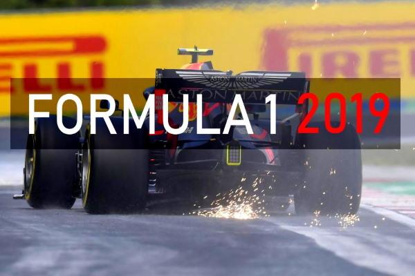 Campeonato Formula 1 2019 PS4