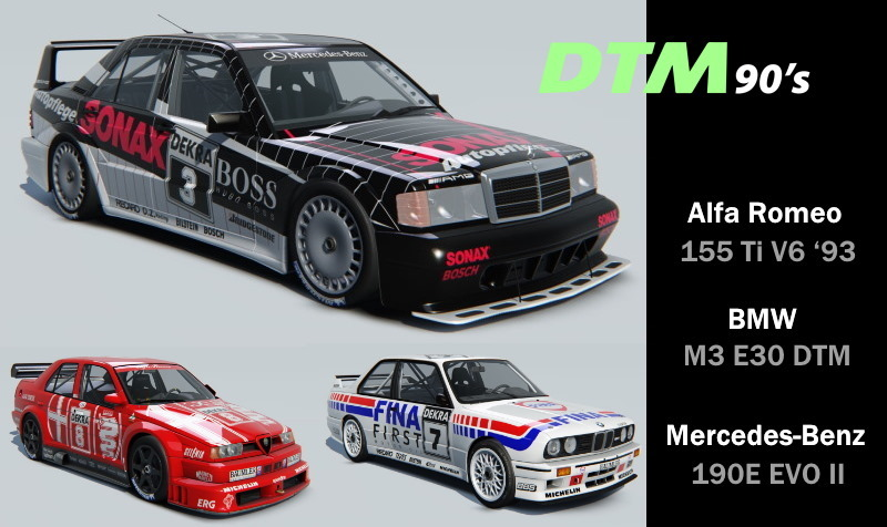 campeonato dtm virtual assetto corsa ps4