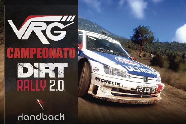 campeonato dirt rally 2.0