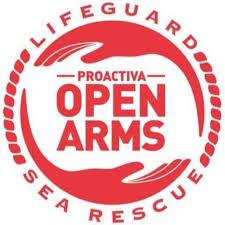 logo open arms virtual racing girona