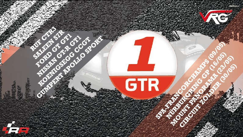 Campeonatos Raceroom experience virtual racing girona