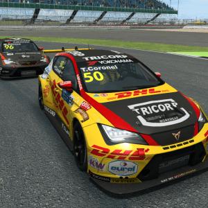 clases simracing raceroom girona