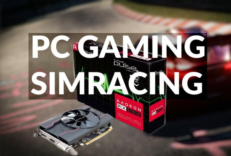 Presupuesto ordenador gaming para simracing
