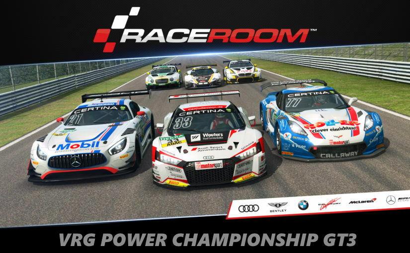 campeonato gt3 raceroom españa