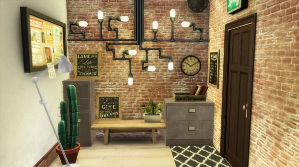 Sims 4 Deco Entree