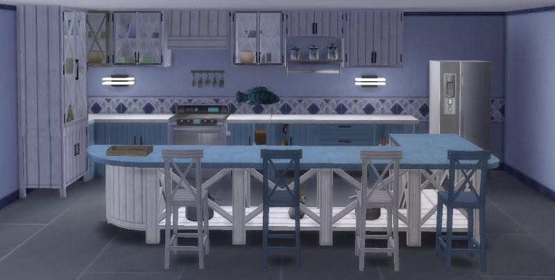 Cuisine Inspiration Marine