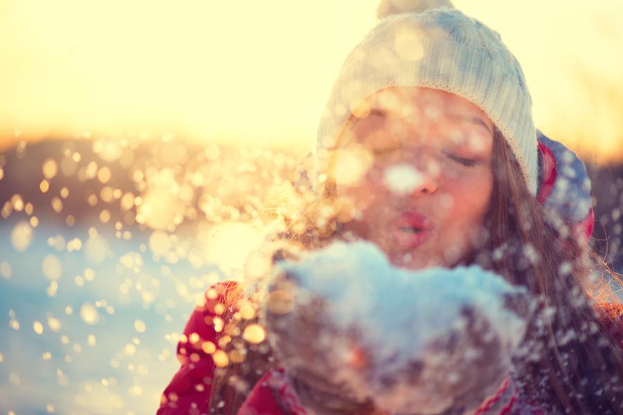 koud hebben in de winter