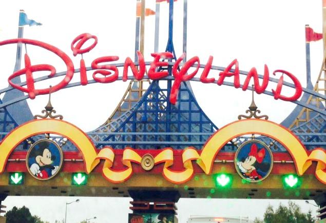 Disneyland_Ingang